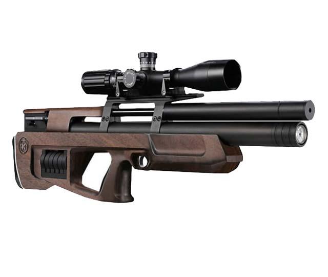PCP гвинтівки (з попереднім накачуванням)