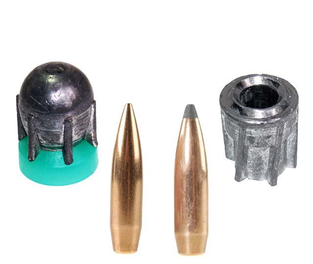 Пули для снаряжения патронов
