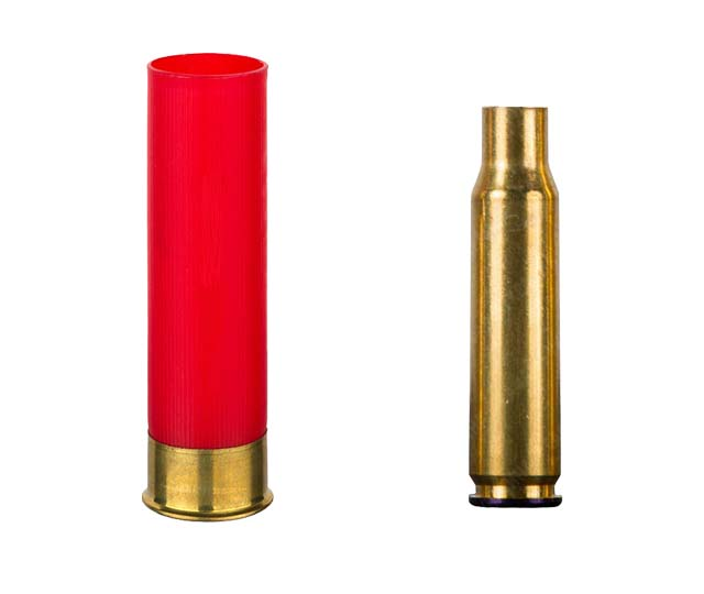 Гильзы для снаряжения патронов