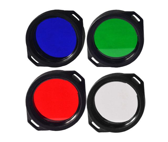 Светофильтры для фонарей