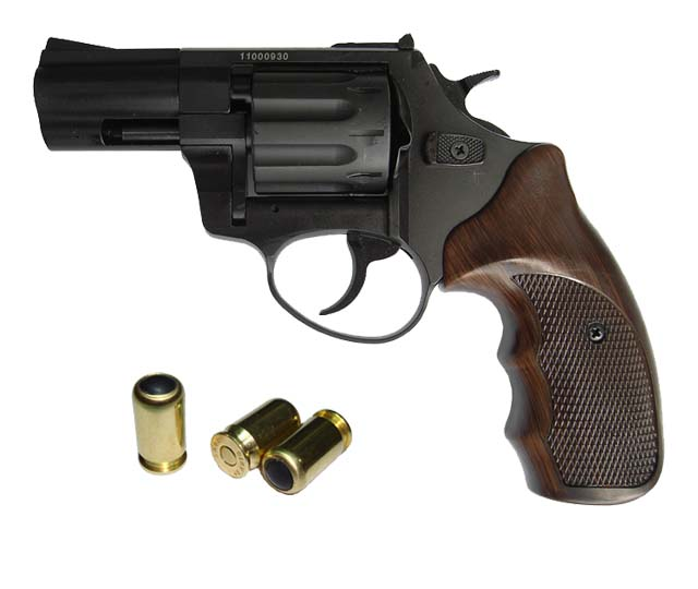 Травматичні револьвери