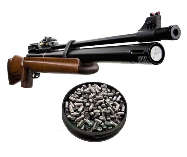 Пневматична зброя