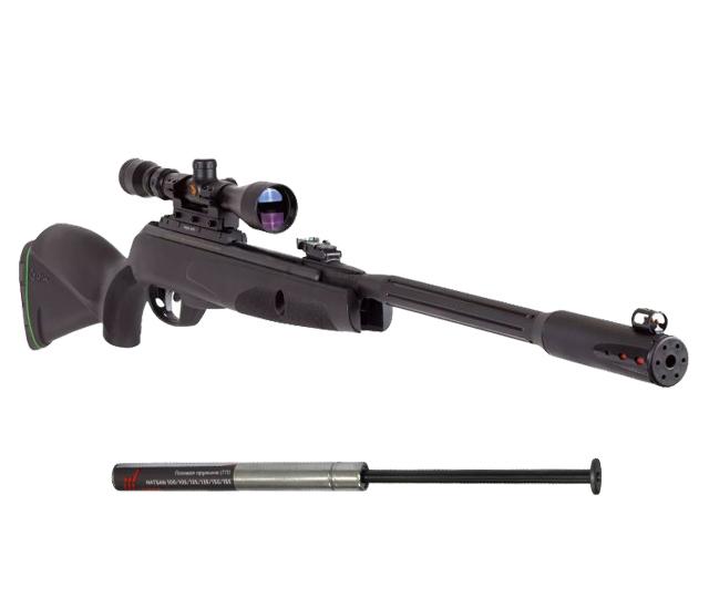 Пневматичні гвинтівки з газовою пружиною