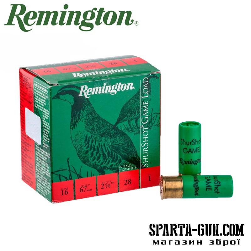 Remington BP Shurshot Load Game 28 (5)
