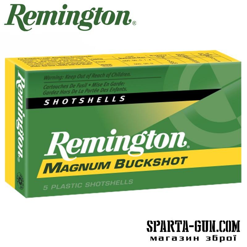 Remington Express Magnum Buckshot (8,38)
