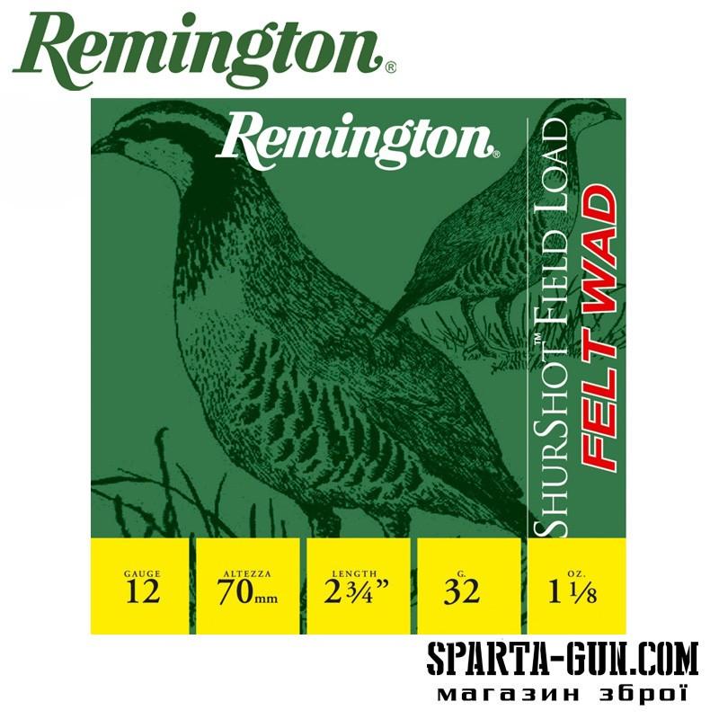 Remington Shurshot Field felt wad 34 (6) FW (БЕЗ КОНТЕЙНЕРА)