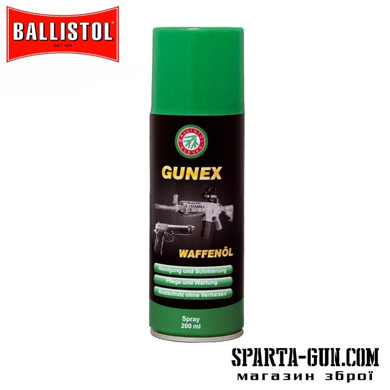 Масло збройове Gunex 200 мл.