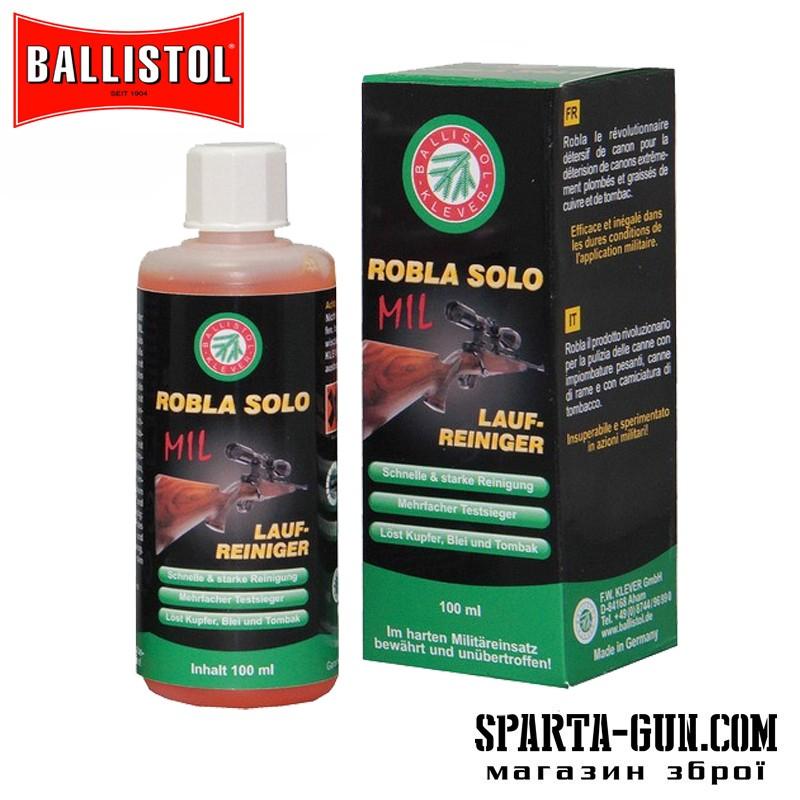 Засіб для чищення стволів Robla Solo MIL 100мл.