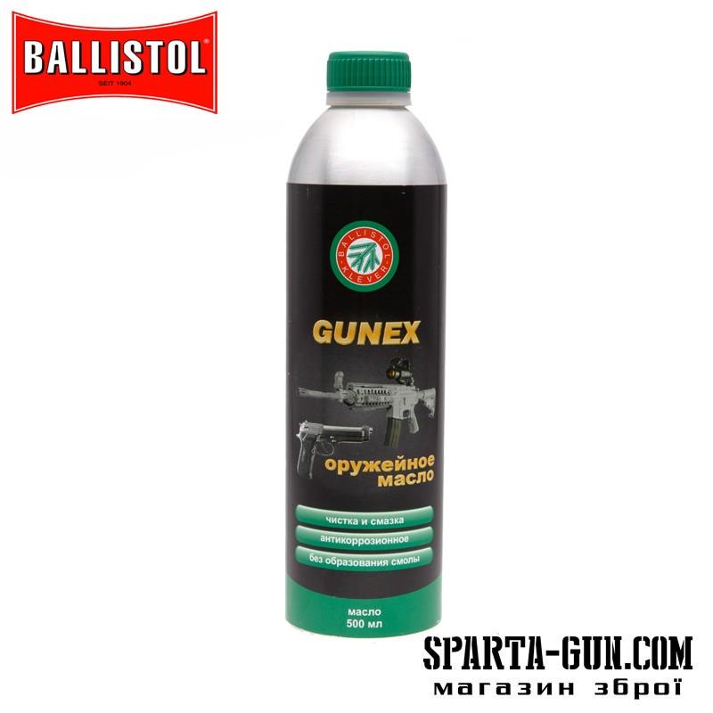 Масло збройове Gunex 500 мл.