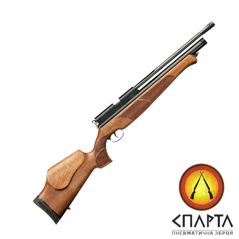 Пневматическая винтовка BSA Scorpion SE ложе орех