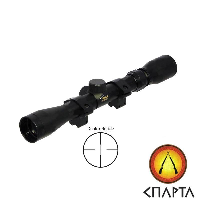 Прицел BSA-Optics S 3-9х32 WR