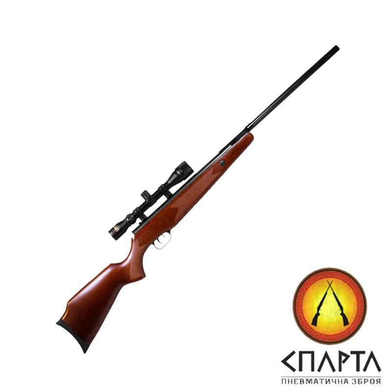 Пневматическая винтовка Beeman Elkhorn с прицелом 3-9х32
