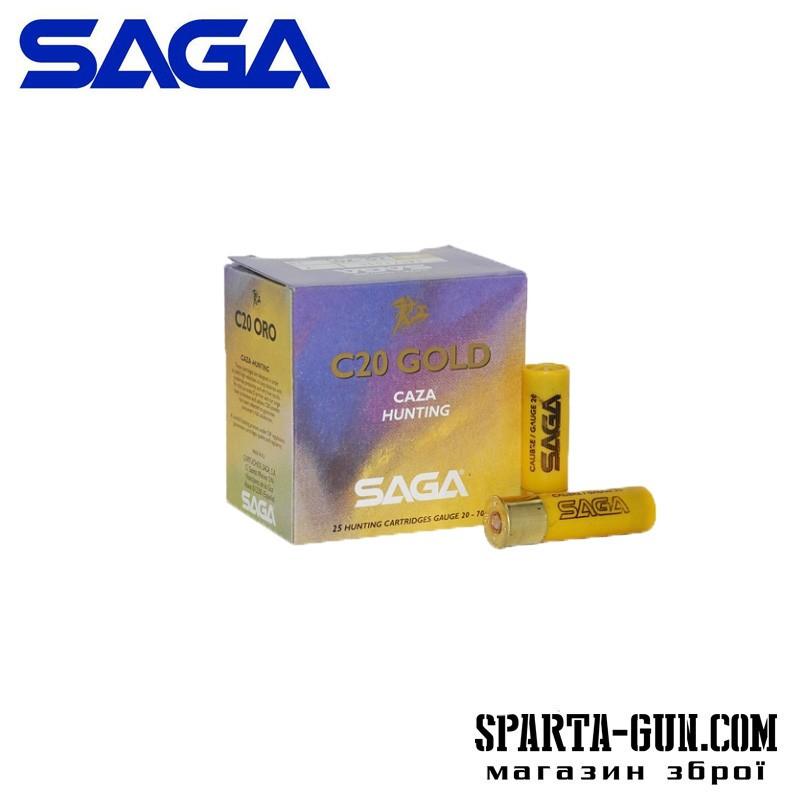 Saga GOLD BUCK 28 9 P (3*3)