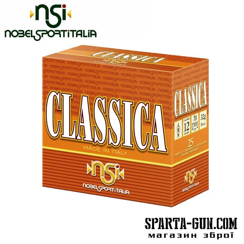 NOBEL SPORT ITALY CLASSICA FIBRE 32 (3/0)