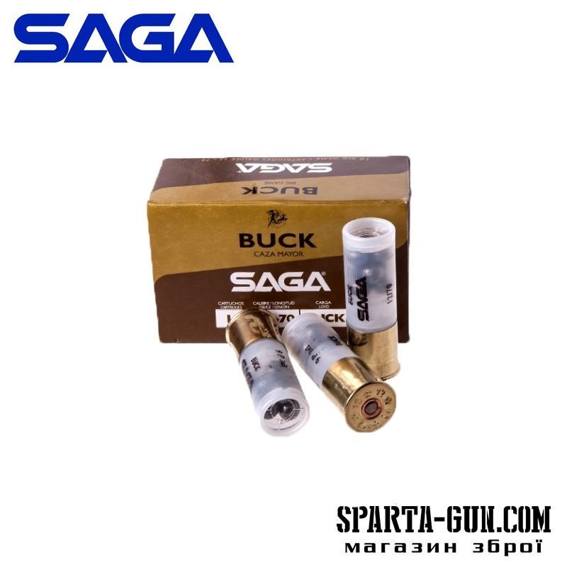 Saga GOLD BUCK (4*4)