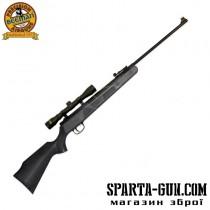 Гвинтівка пневматична Beeman Wolverine кал. 4.5 мм (Оптичний приціл 4х32)