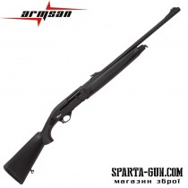 Рушниця мисливська Armsan A612 S Combo SoftTouch Black Synthetic 12/76 + доп.ствол 610 мм