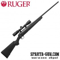 Карабін нарізний Ruger American-SR кал.308Win