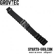 Ремінь GrovTec з патронташем для рушничних патронів