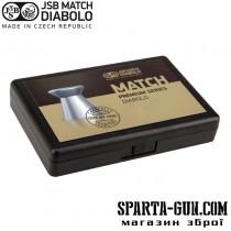 Кулі пневматичні JSB Match Premium MW 0.52