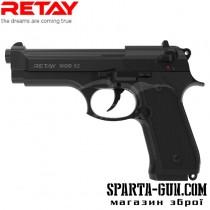 Пістолет стартовий Retay Mod.92 кал. 9 мм. Колір - black.