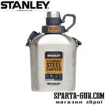 Фляга сталева на ремені STANLEY Adventure 1 L