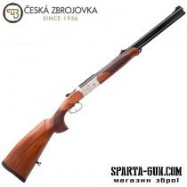 Рушниця комбіноване CZ Brno Combo 12x76 / 30-06 (з кейсом)