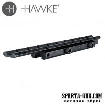 Планка Hawke Adaptor Base 11мм - Weaver Extension