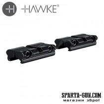 Планка Hawke Adaptor Base 11мм - Weaver