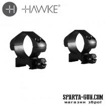 """Кріплення-кільця Hawke Precision Steel 1 """""""