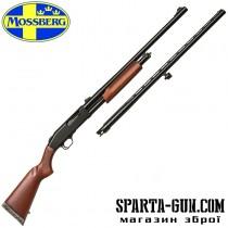 "Рушниця мисливська Mossberg М535 Combo к.12 28 ""& 24"" Wood"