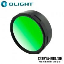 Світлофільтр Olight FSR90-G 100 мм к: зелений