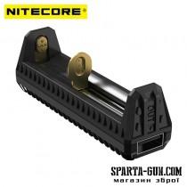 2 в 1 - Зарядний пристрій + Power Bank Nitecore F1 (4.2V / 5V, 1000mA, USB)