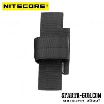 Модуль знімний під систему Velcro Nitecore NHL01 (для сумки NTC10), чорний