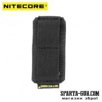 Модуль знімний під систему Velcro Nitecore NHL02s (для сумки NTC10), чорний