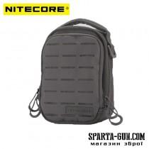 Сумка EDC, тактична Nitecore NUP10 (Cordura 1000D), сіра