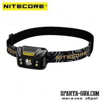 Ліхтар налобний Nitecore NU32 (Сree XP-G3 S3, 550 люмен, 9 режимів, USB)