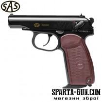 Пістолет пневматичний SAS Makarov Blowback