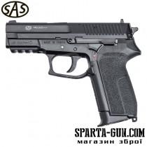 Пістолет пневматичний SAS Pro 2022 Metal кал. 4.5 мм