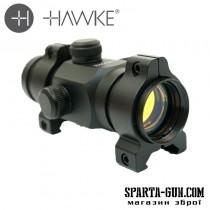 Приціл коліматорний Hawke RD 1x25 4 MOA 9-11 мм
