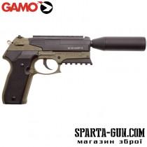 Пістолет пневматичний Gamo TAC 82X