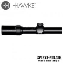 Приціл оптичний Hawke Vantage 30 WA 1-4х24 сітка L4A Dot з підсвічуванням