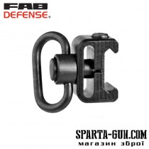 Антабка FAB Defense PSA на планку Weaver/ Picatinny