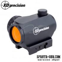 Приціл колліматорний XD Precision RS з компенсатором висоти (medium)