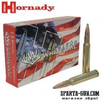 Патрон Hornady American Whitetail кал .30-06 куля Interlock Spire Point маса 9.72 г