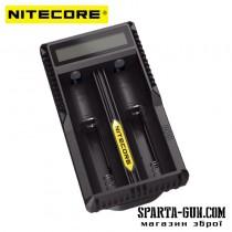 Зарядний пристрій Nitecore UM20 (2 канали)
