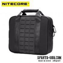 Сумка EDC, тактична Nitecore NTC10 (Cordura 1050D), чорна