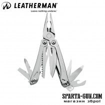 Мультитул LEATHERMAN Sidekick (карабін, чохол)