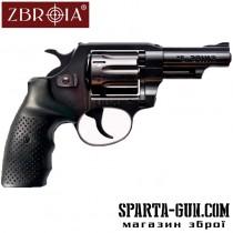 "Револьвер Флобера ZBROIA Snipe 3 ""(гумово-метал)"