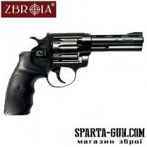 "Револьвер Флобера ZBROIA Snipe 4 ""(гумово-метал)"